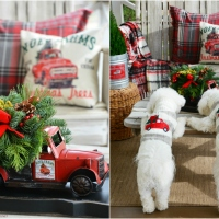 Christmas on the Porch: Special Delivery from the Farm + Giveaway