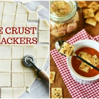 Oh So Easy Pie Crust Crackers