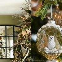 Extending the Twinkle Season: A Winter Nesting Tree
