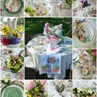 Hopping into Spring: Table Inspiration + Giveaway!