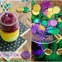 National Margarita Day: Mardi Gras-Ritas + More Recipes to Celebrate Mardi Gras